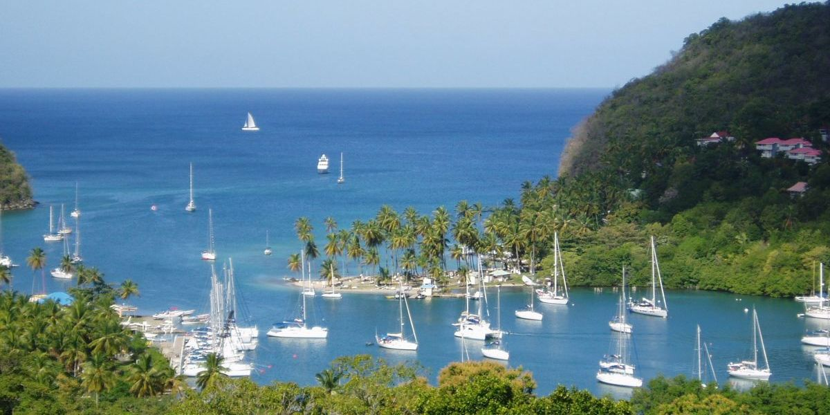 freight shipping to st lucia