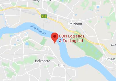 international shipping company london