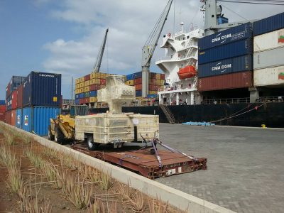 science university project cargo shipping 3