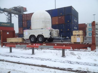 science university project cargo shipping 5