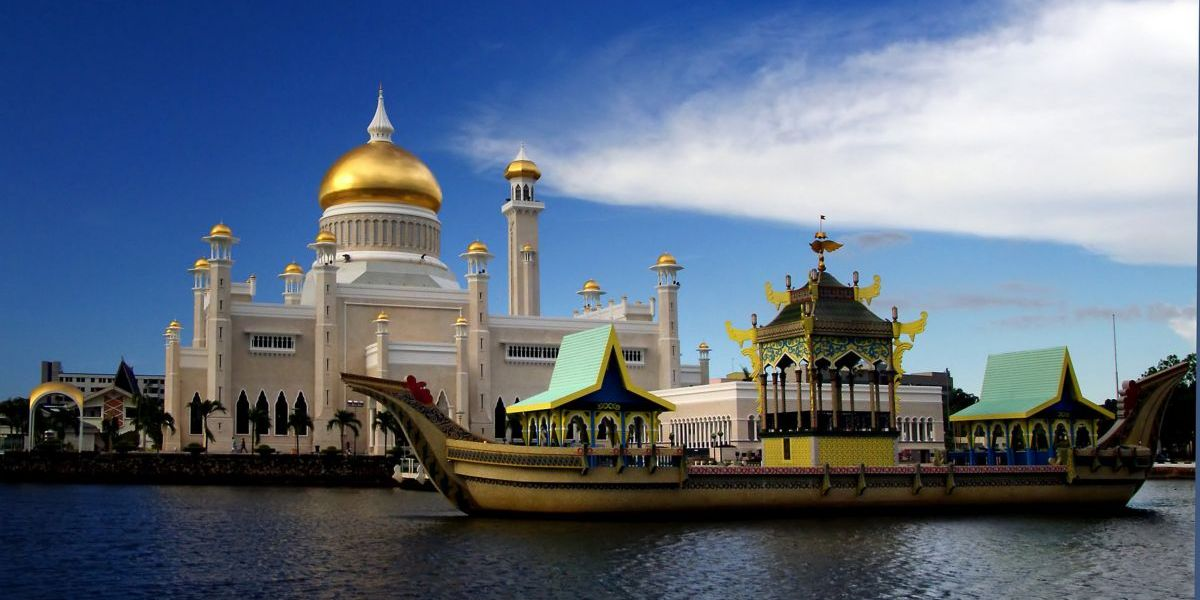freight shipping to brunei